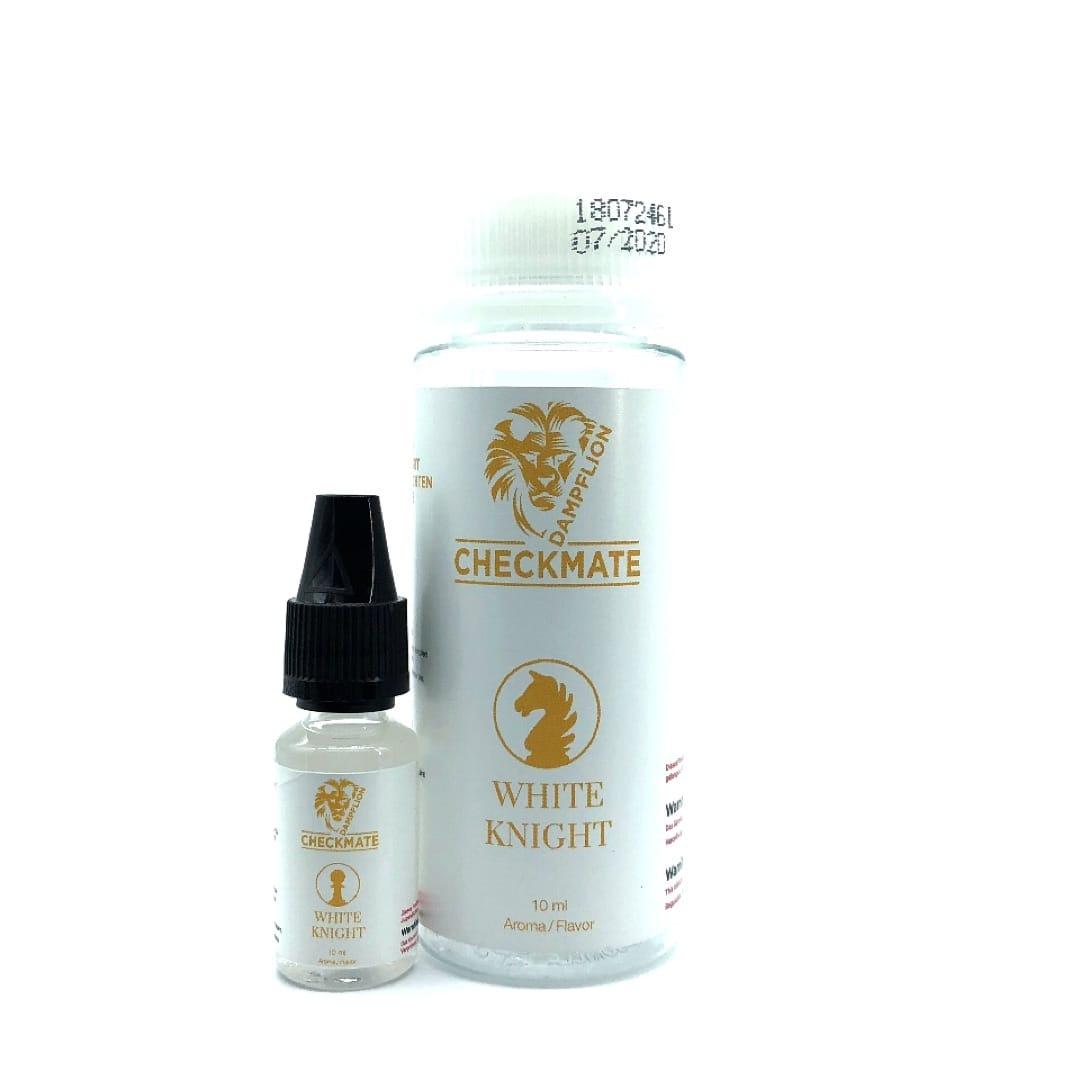 Dampflion Checkmate White Knight Aroma 10 ml für 120 ml