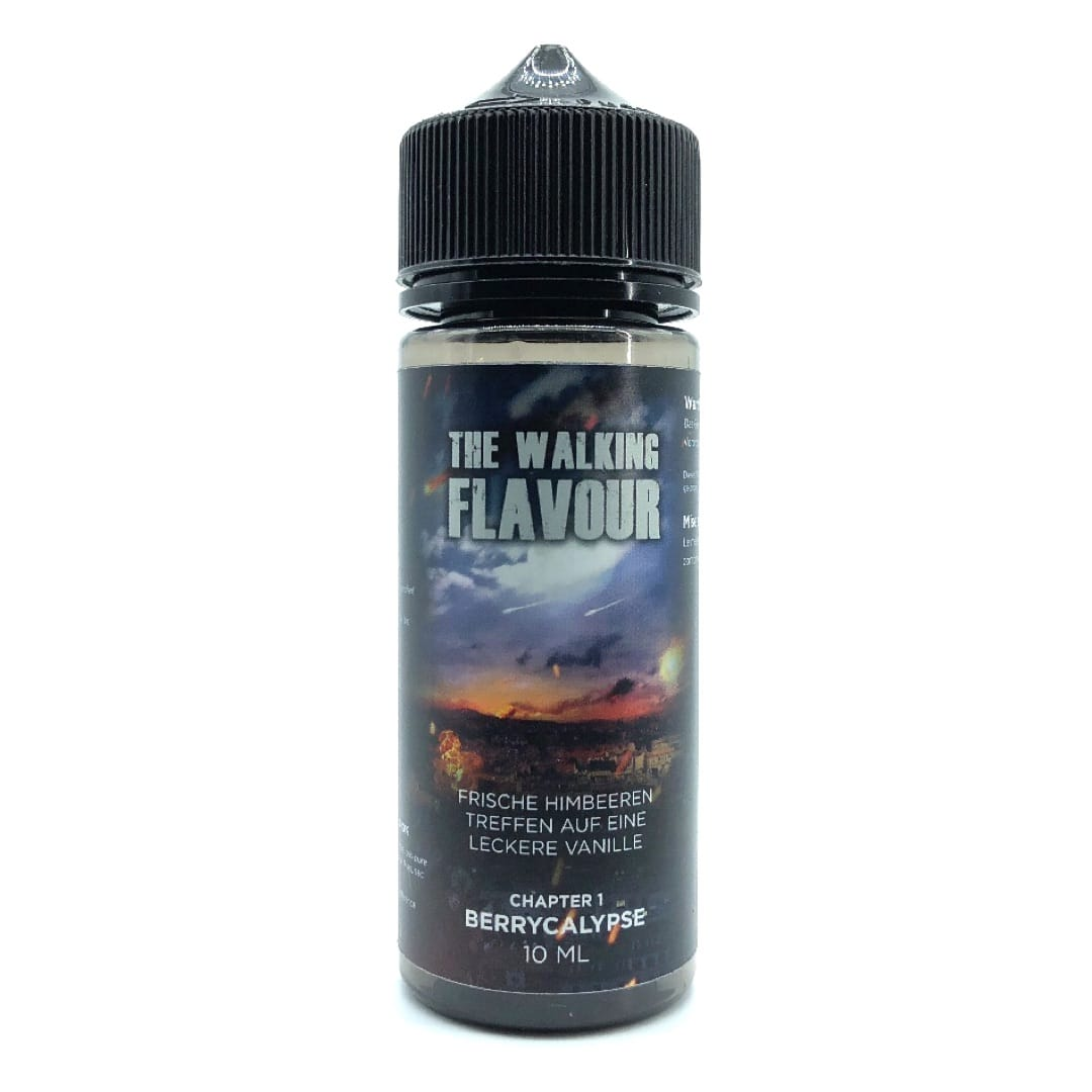 The Vaping Flavour Chapter 1 BerryCalypse Longfill 10 ml für 120 ml