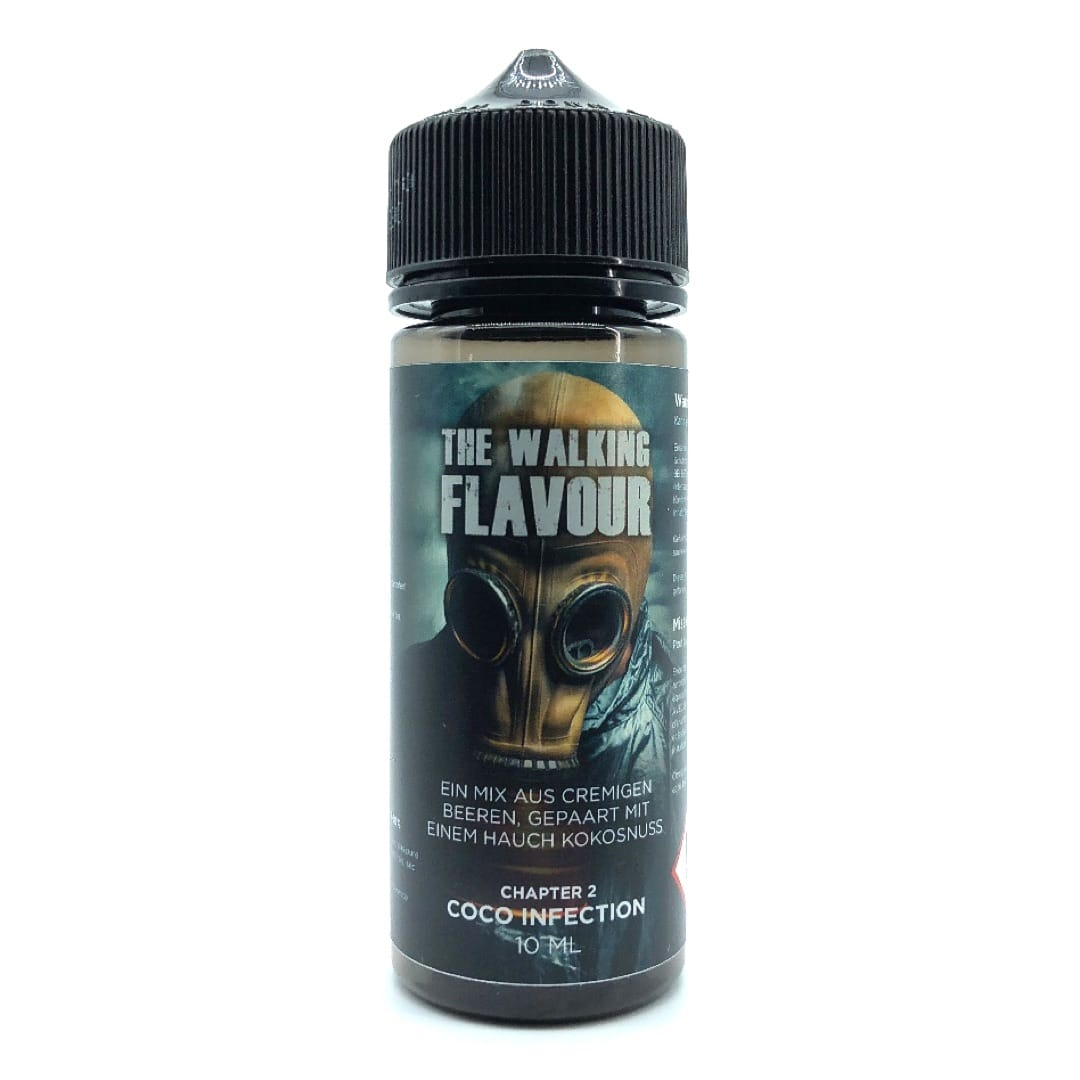 The Vaping Flavour Chapter 2 Coco Infection Longfill 10 ml für 120 ml
