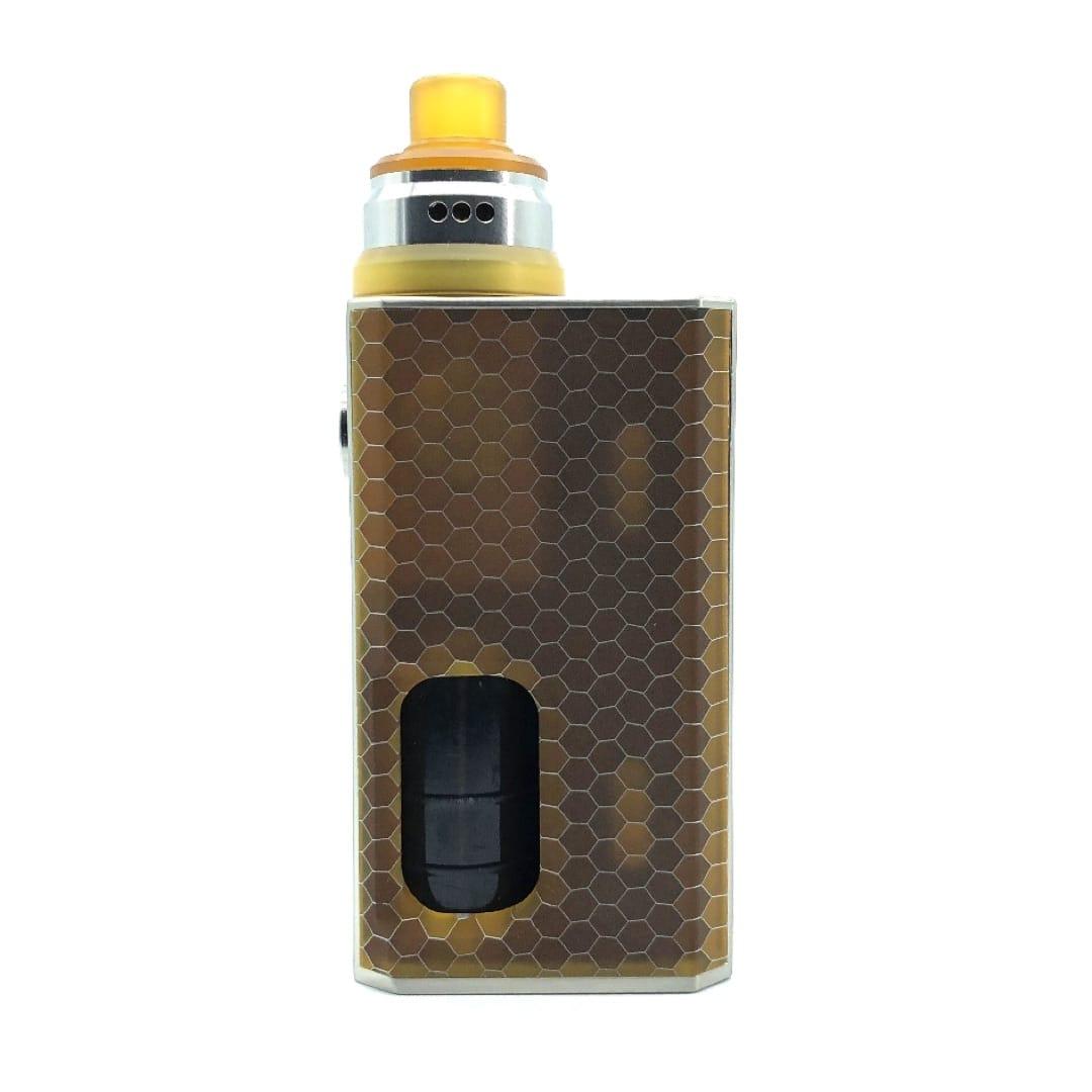 Wismec Luxotic BF Squonk Box Kit mit Tobhino Tröpfelverdampfer