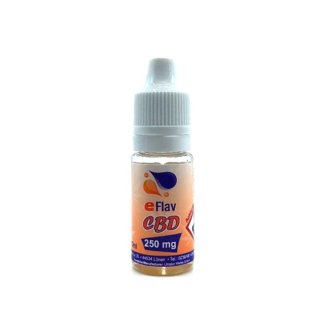 eFlav CBD Shot 250 mg 10 ml