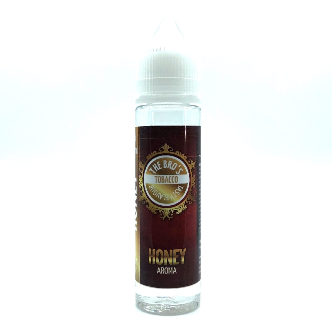 The Bros Tobacco Honey Longfill Aroma 10 ml für 60 ml