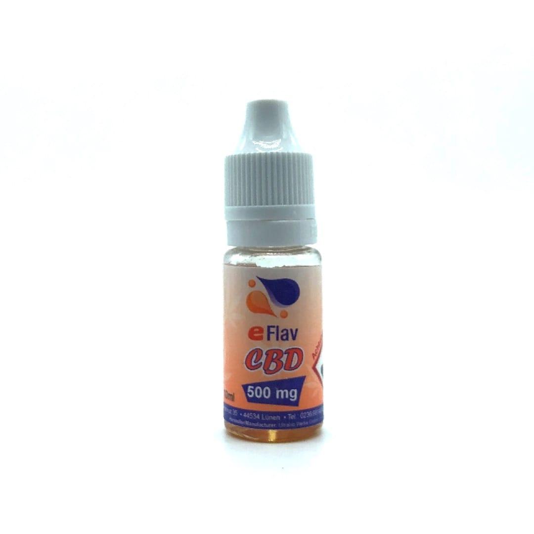 eFlav CBD Shot 500 mg 10 ml