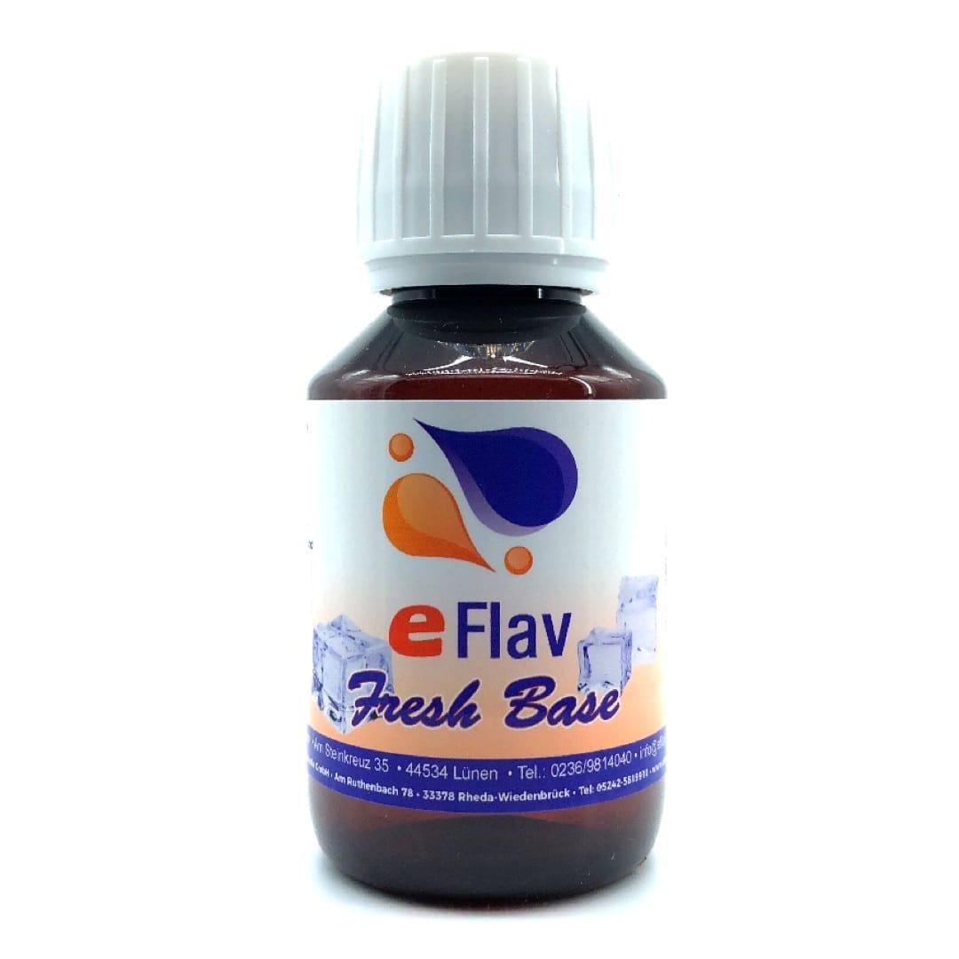 eFlav Fresh Base (hoch konzentriert) 100 ml