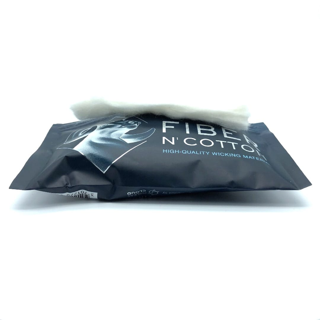 Fiber N Cotton Wickelwatte 10 Gramm