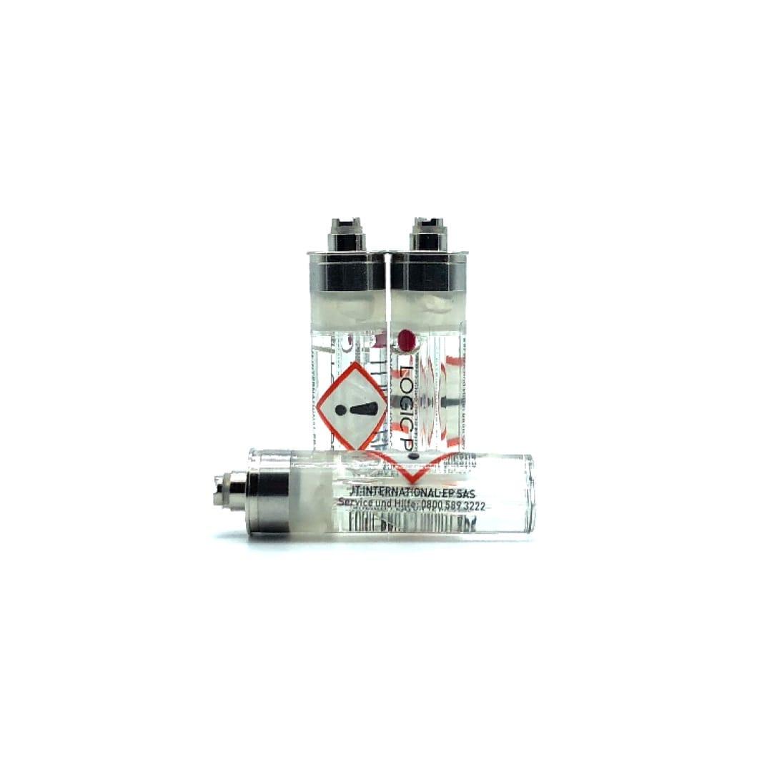 JTI Logic pro Caps Menthol Flavor 12 mg 3er Pack