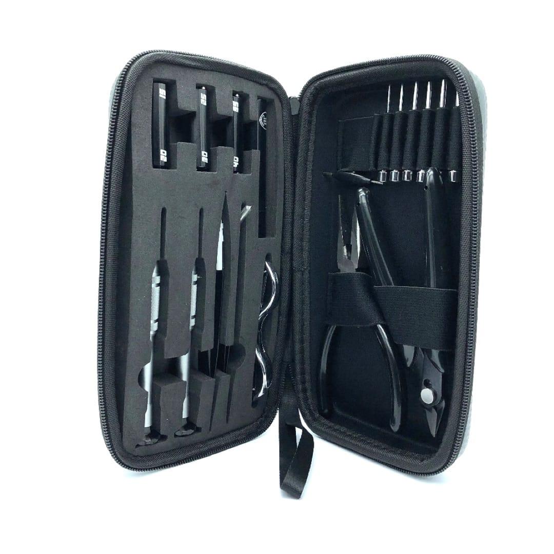 Avidartisan DIY Tasche mit Wickelwerkzeugen 18-teilig