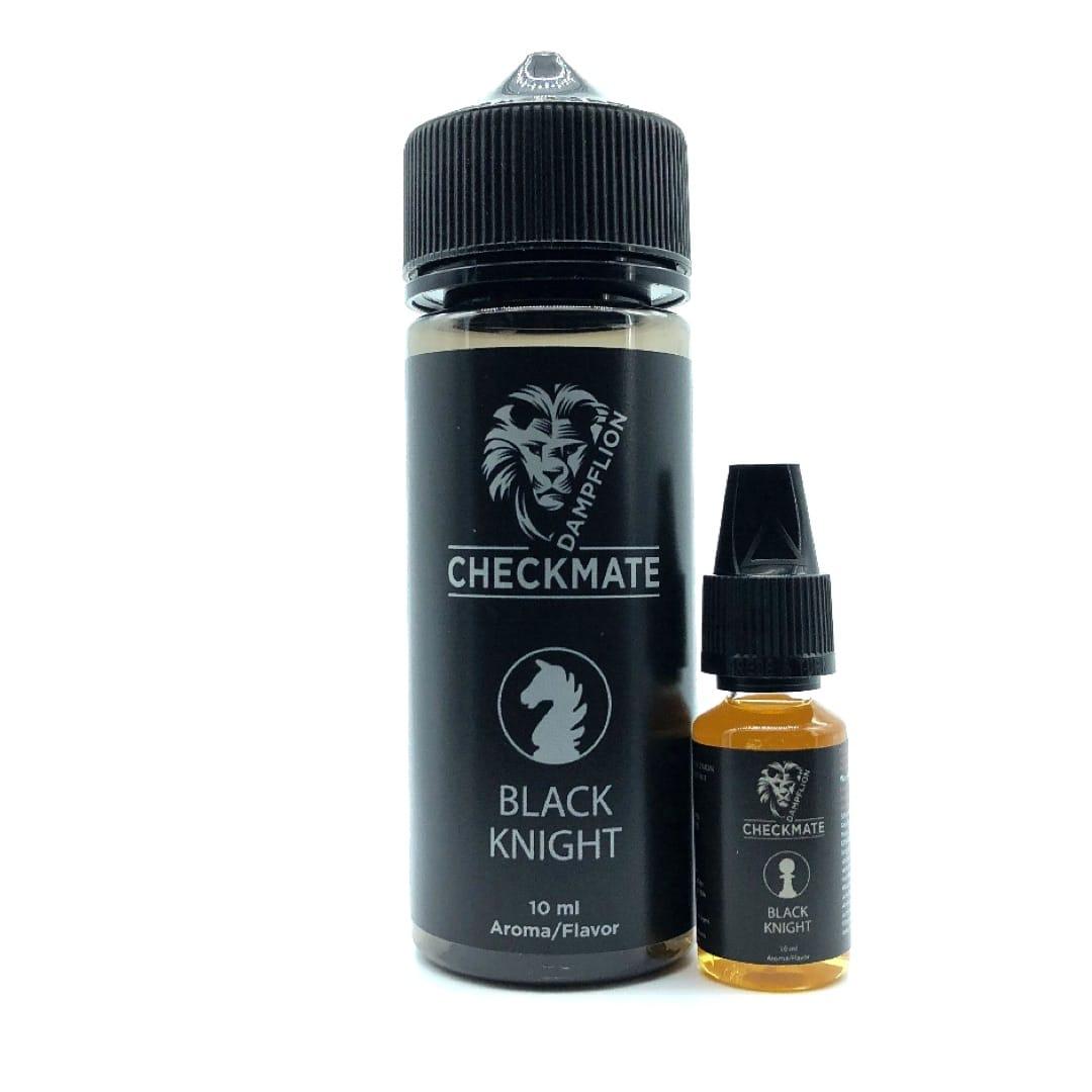 Dampflion Checkmate Black Knight Aroma 10 ml für 120 ml