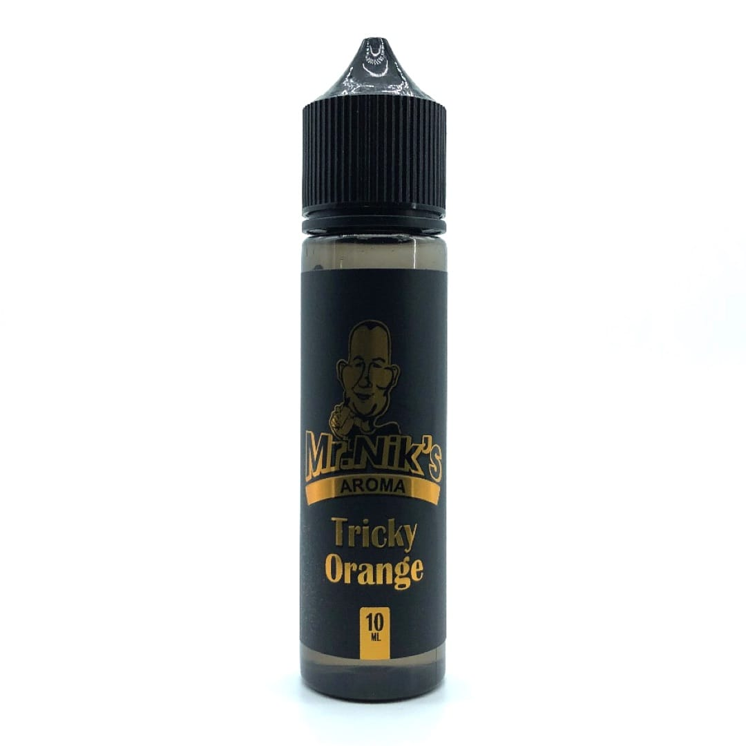 Mr. Nik´s Tricky Orange Longfill Aroma 10 ml für 60 ml
