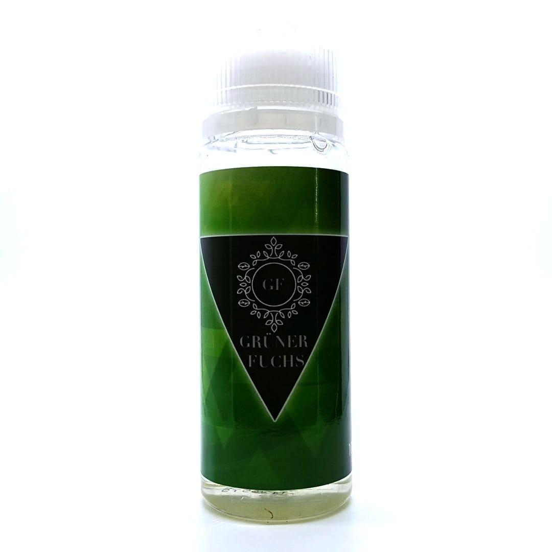 Erste Sahne Grüner Fuchs Retro Shortfill Liquid 100 ml für 120 ml