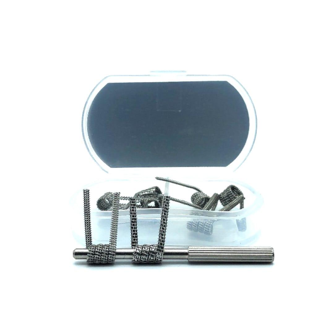 GeekVape Fertigcoil Box Framed Staple 2in1 8 Stück