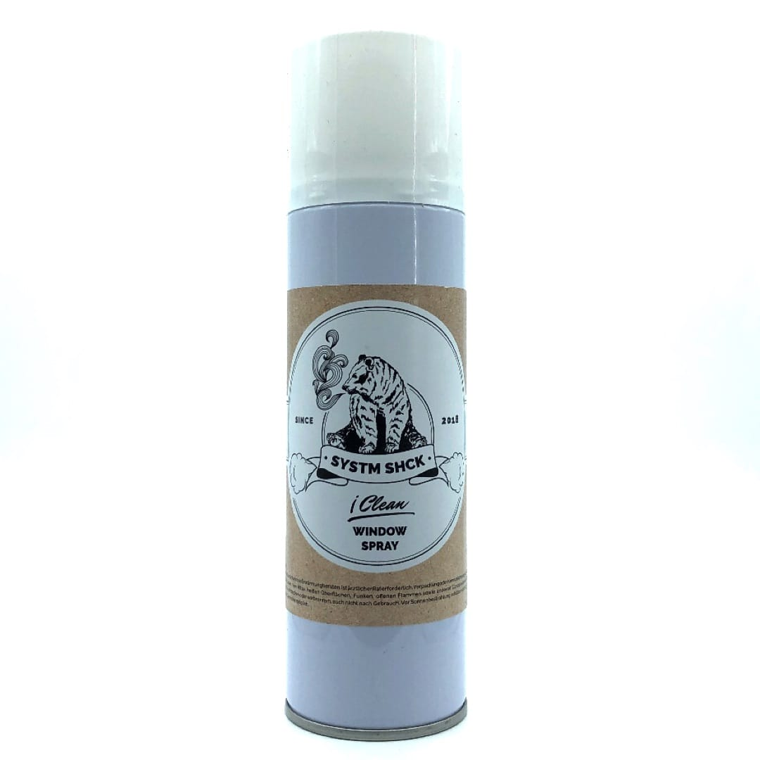 Systm Shck iClean Window Spray 300 ml