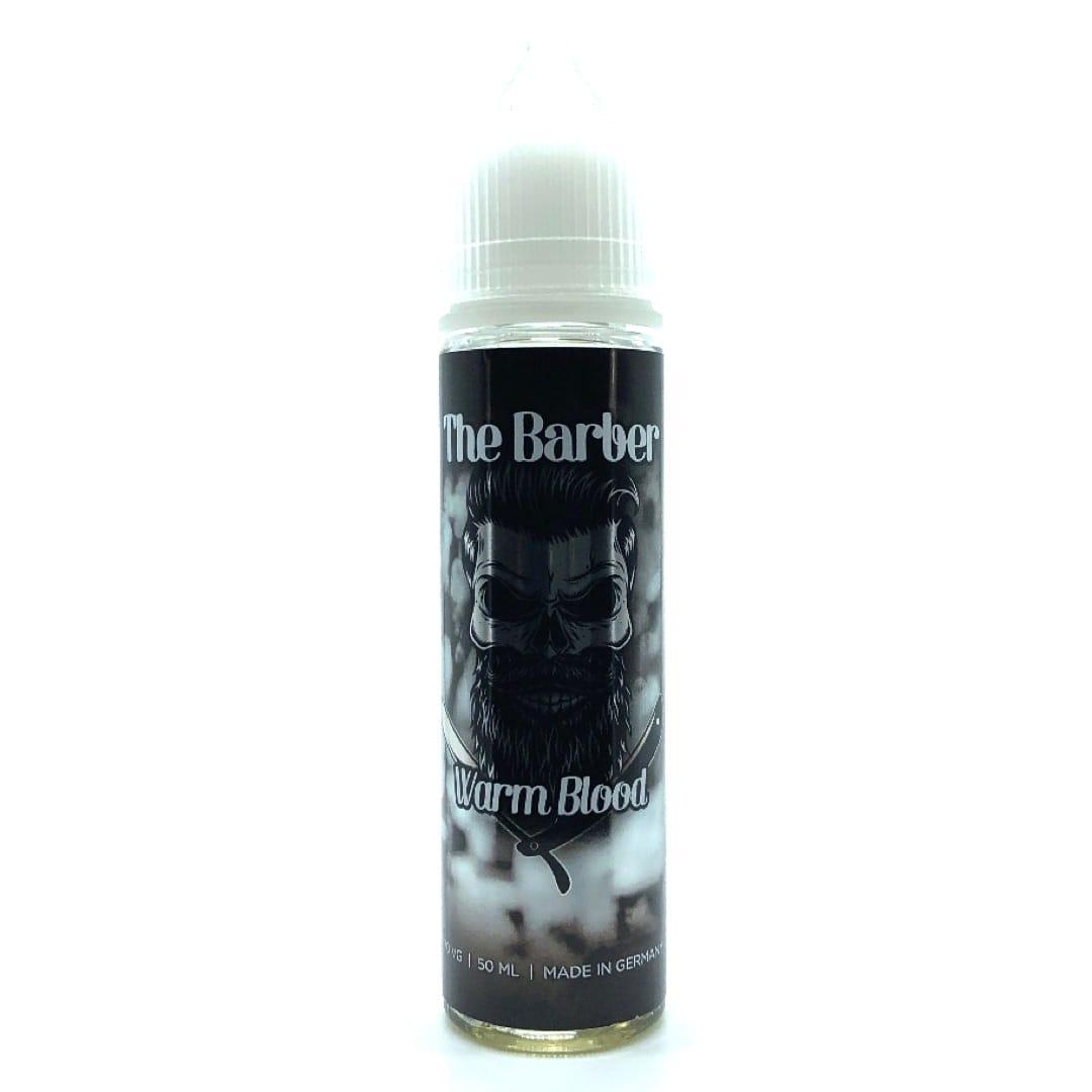 The Barber Warm Blood Shortfill Liquid 50 ml für 60 ml
