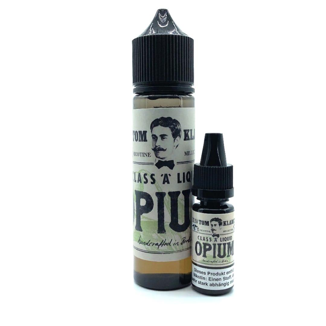 Tom Klark´s Opium Liquid 50 ml für 60 ml 3 mg Bundle
