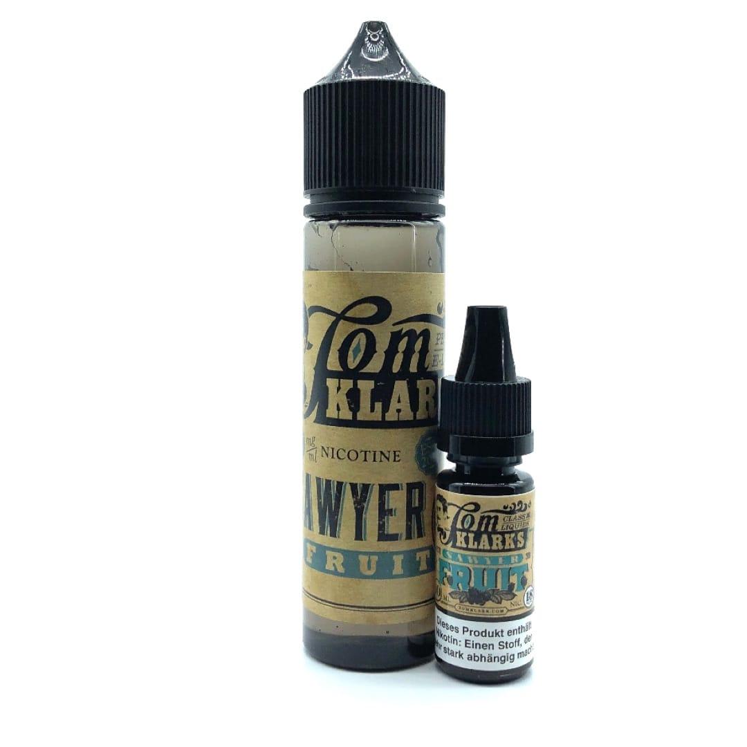Tom Klark´s Tom Sawyer Frucht Liquid 50 ml für 60 ml 3 mg Bundle