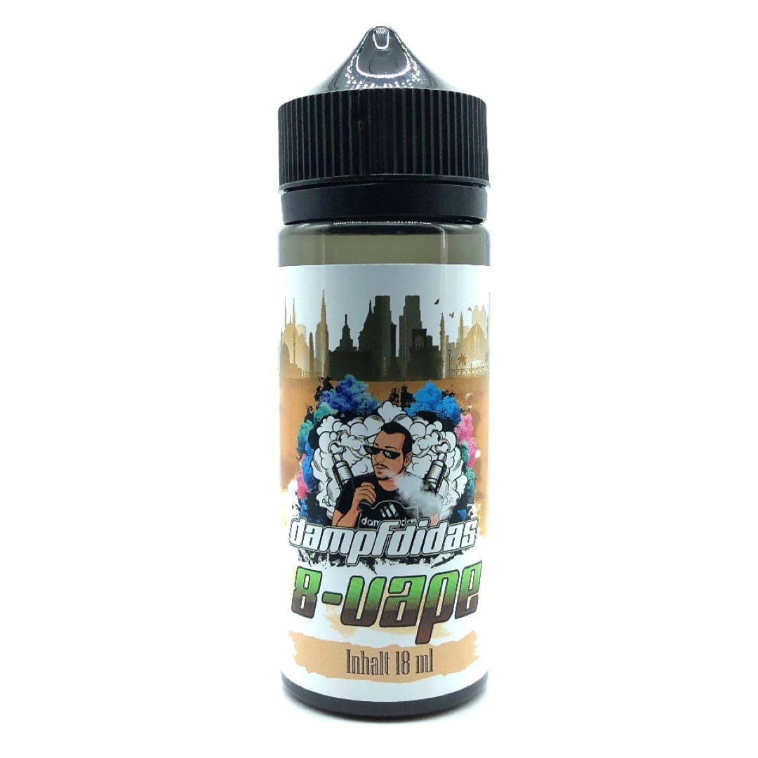Dampfdidas 8-Vape Longfill Aroma 18 ml für 120 ml