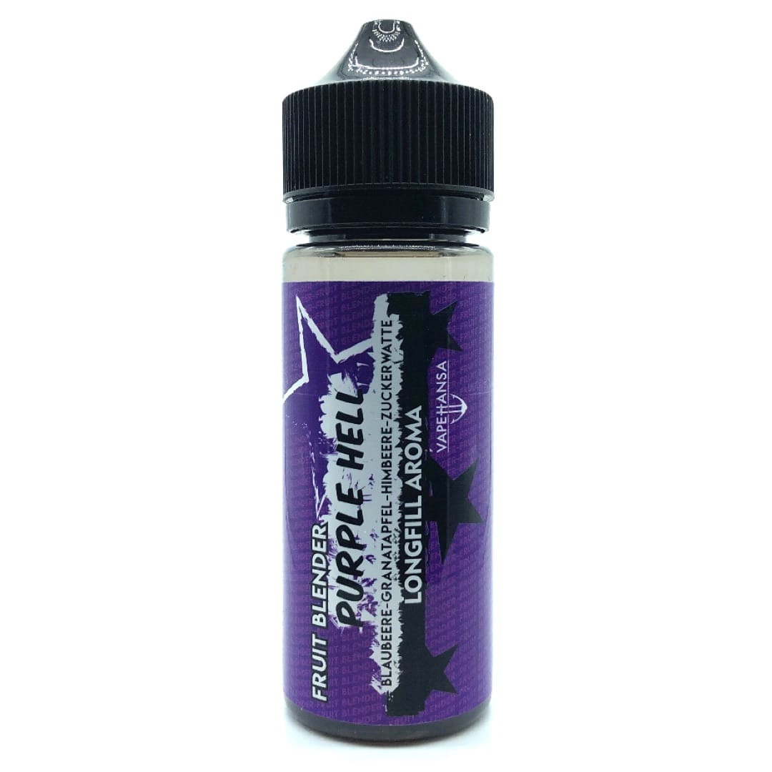 Vapehansa Fruit Blender Purple Hell Longfill Aroma 20 ml für 120 ml