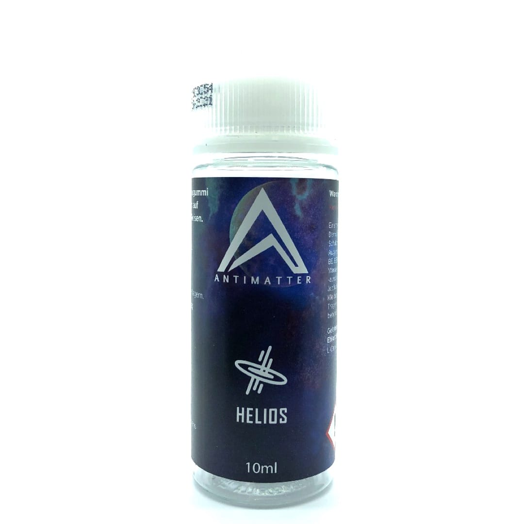Antimatter Helios Longfill Liquid 10 ml für 120 ml by MustHave