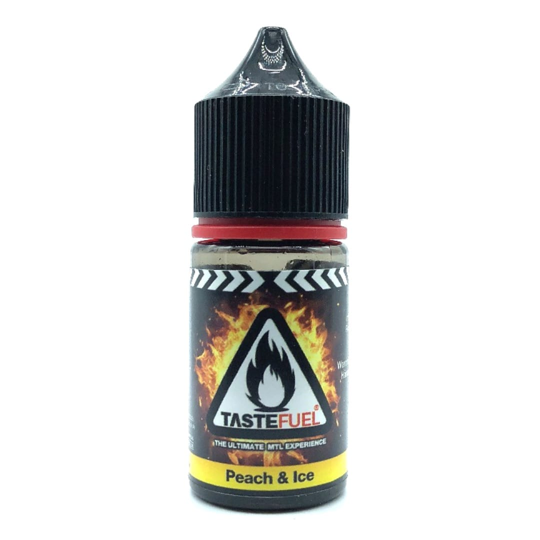 Tastefuel Peach and Ice MTL Aroma 10 ml für 30 ml by Bang Juice