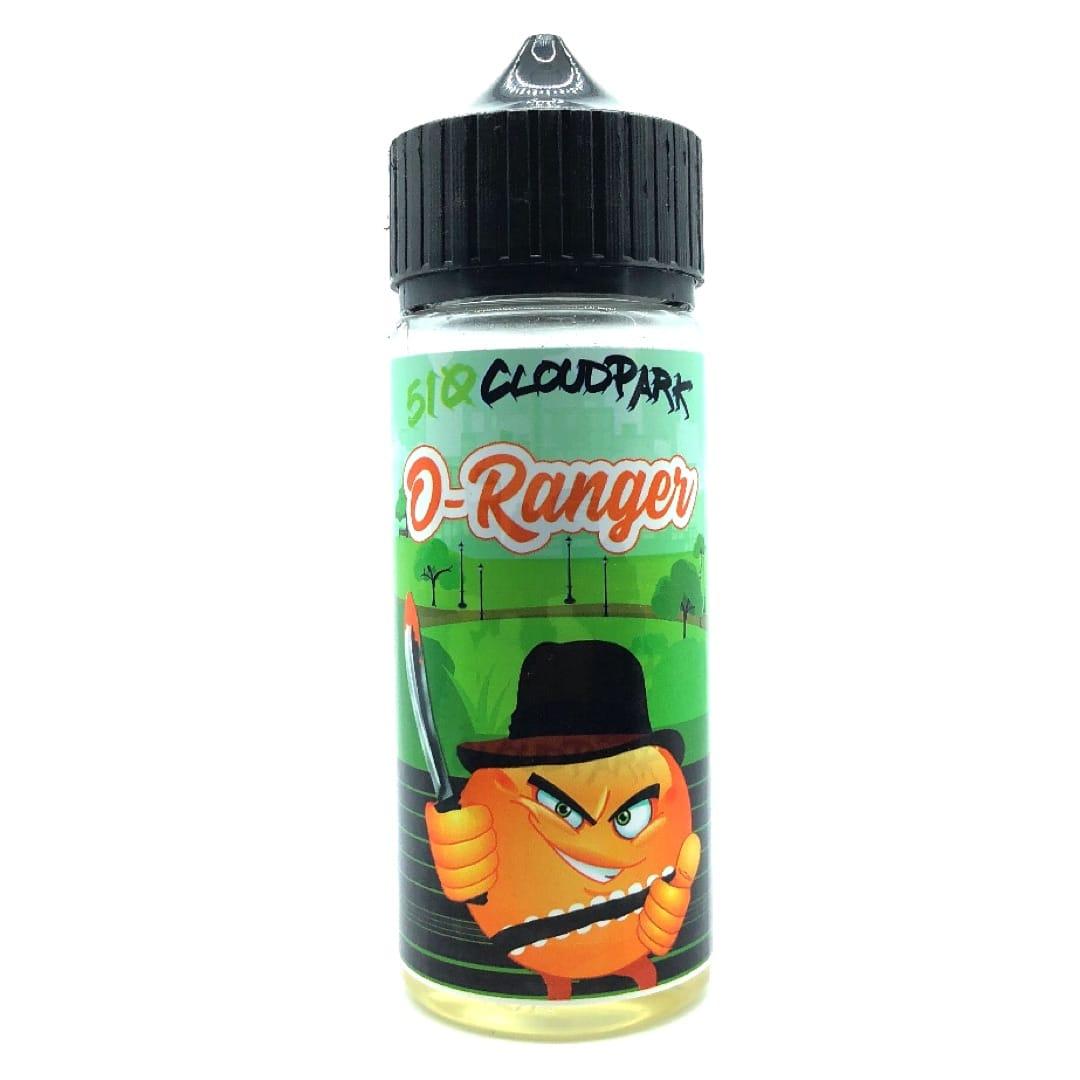 510 Cloudpark O-Ranger Aroma 20 ml für 120 ml