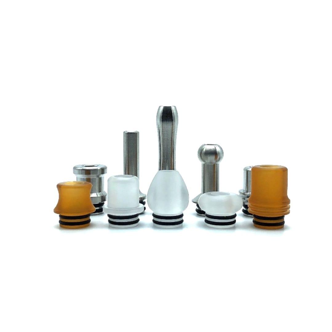 Cthulhu Furai 510er Drip Tip 10er Set verschiedene Farben