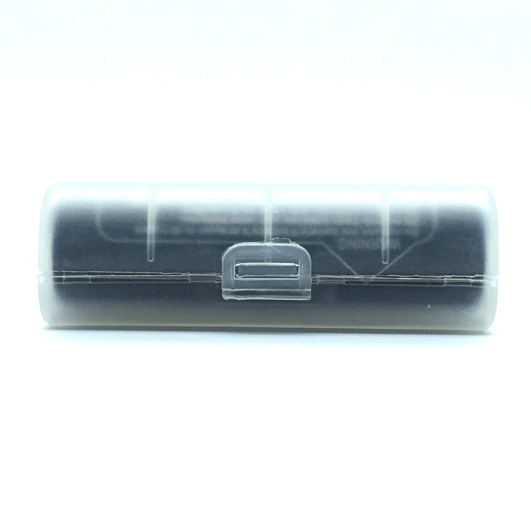 Aufbewahrungsbox für Akkus (1 x 18650)