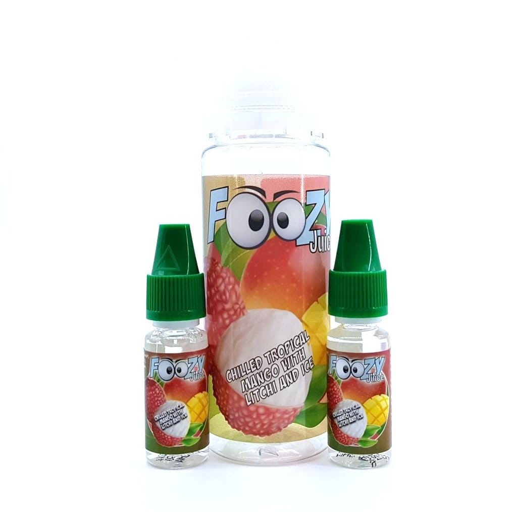 Foozy Juice Tropical Beach Longfill Aroma 2 x 10 ml für 240 ml