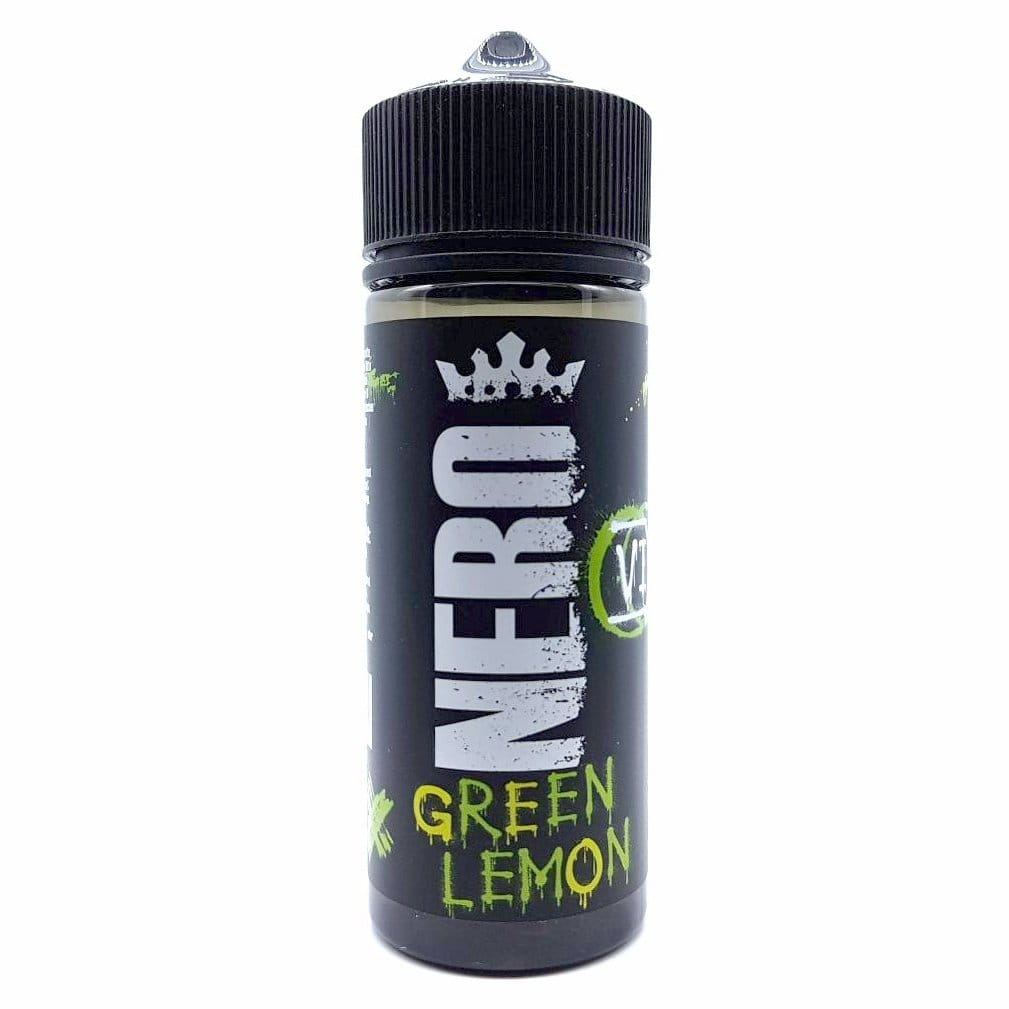 Nero Flavours Green Lemon Longfill Aroma 12 ml für 120 ml