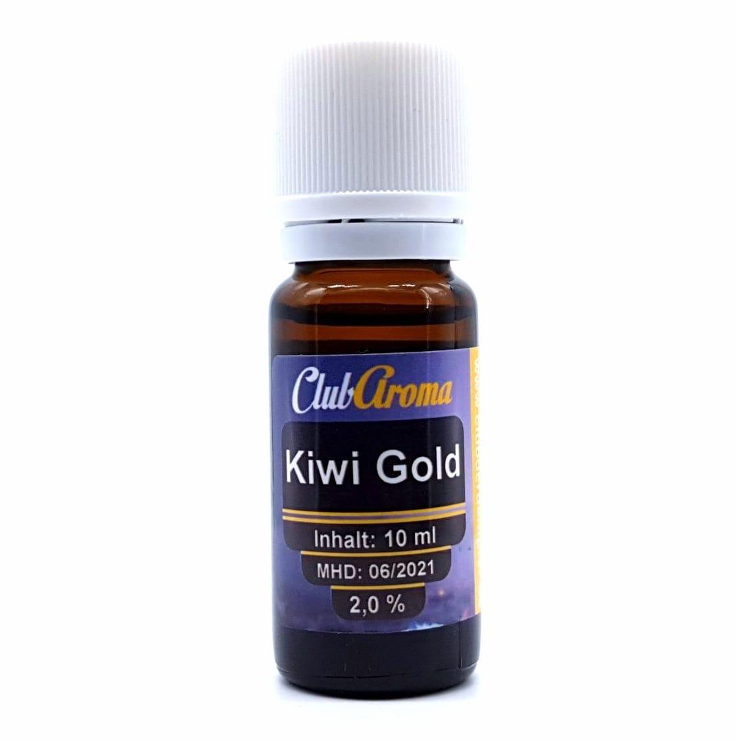 Club der Dampfer Club Aroma Kiwi Gold 10 ml