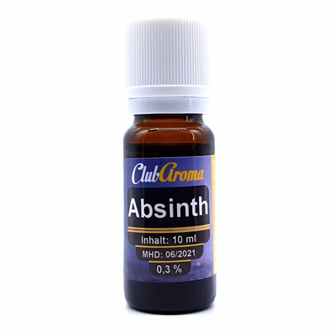 Club der Dampfer Club Aroma Absinth 10 ml