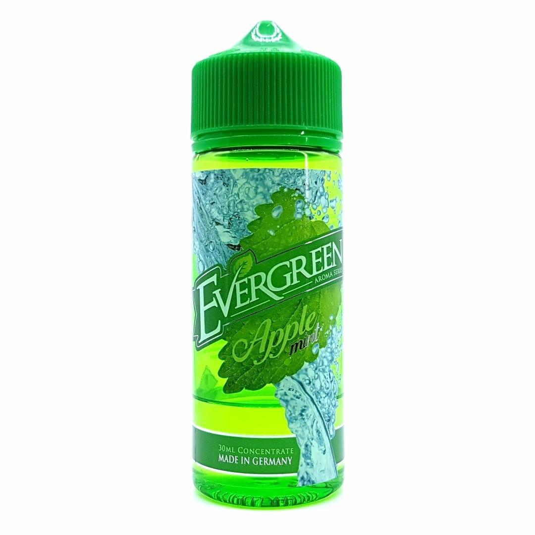 Evergreen Apple Mint Longfill Aroma 30 ml für 120 ml