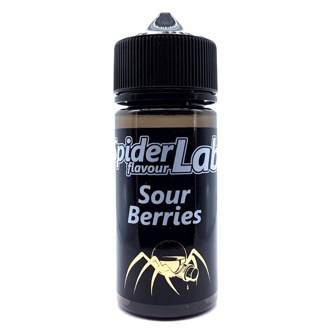 Spider Lab Sour Berries Longfill Aroma 15 ml für 100 ml