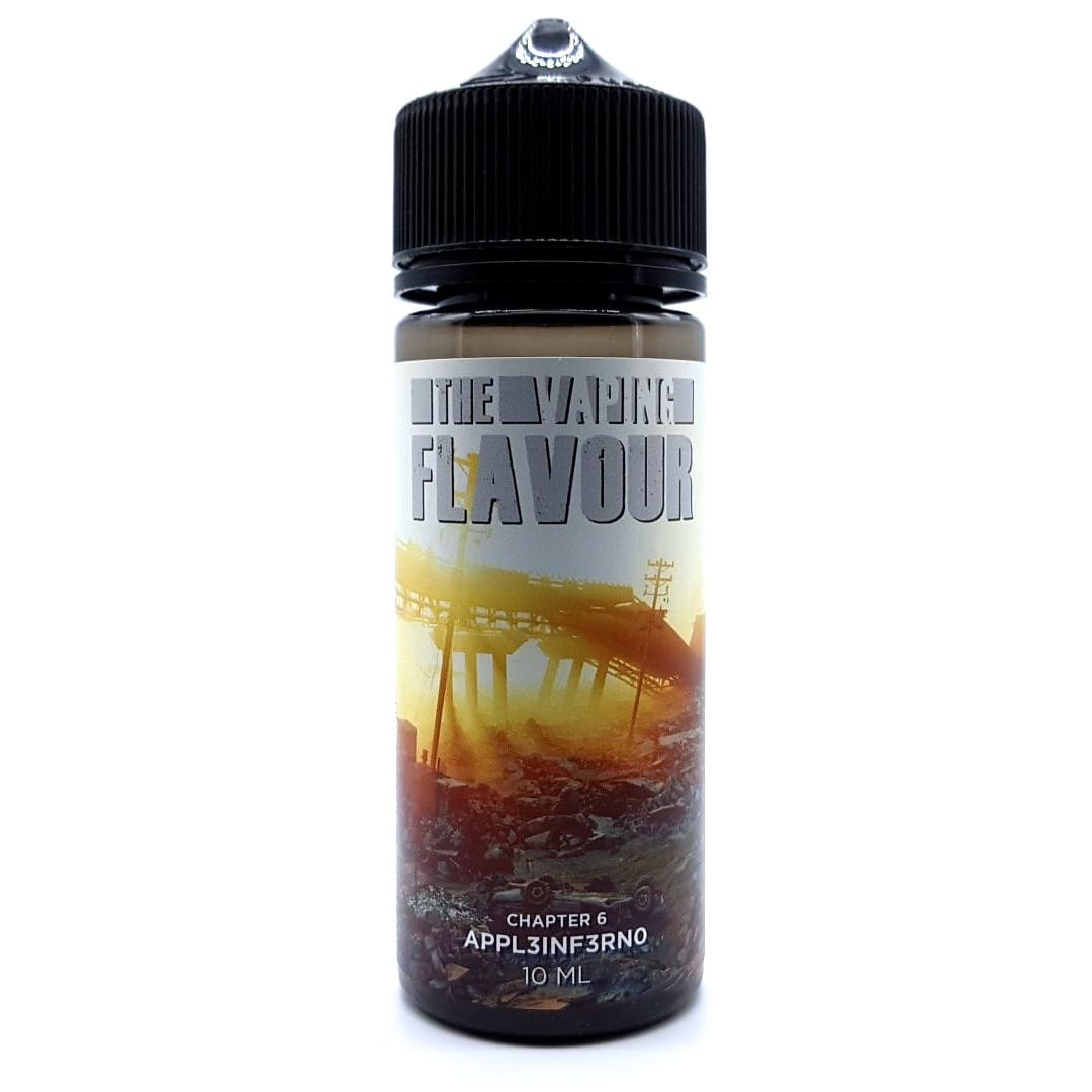 The Vaping Flavour Chapter 6 Appl3inf3rn0 Longfill Aroma 10 ml für 120 ml