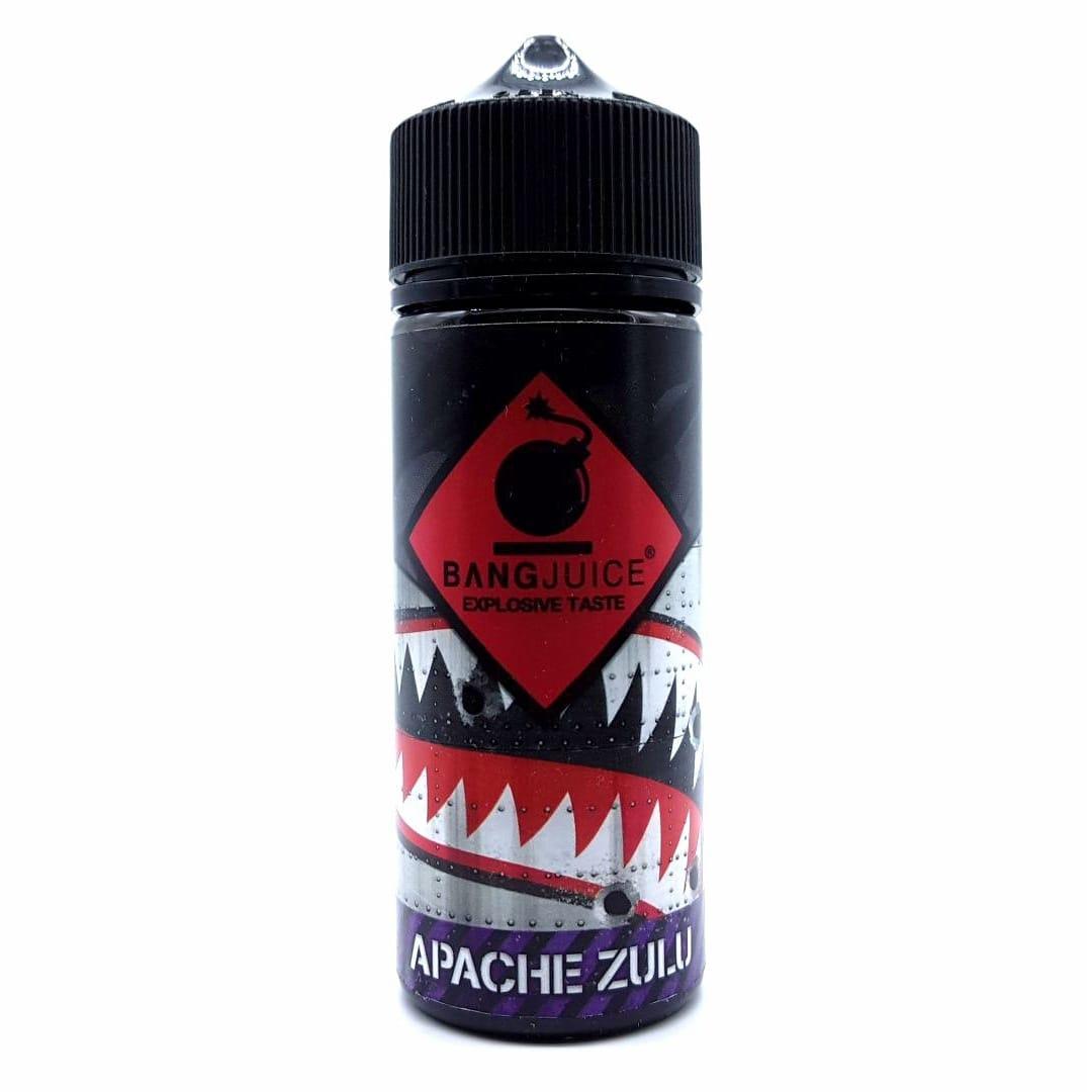 Bang Juice Division Apache Zulu Longfill Aroma 30 ml für 120 ml