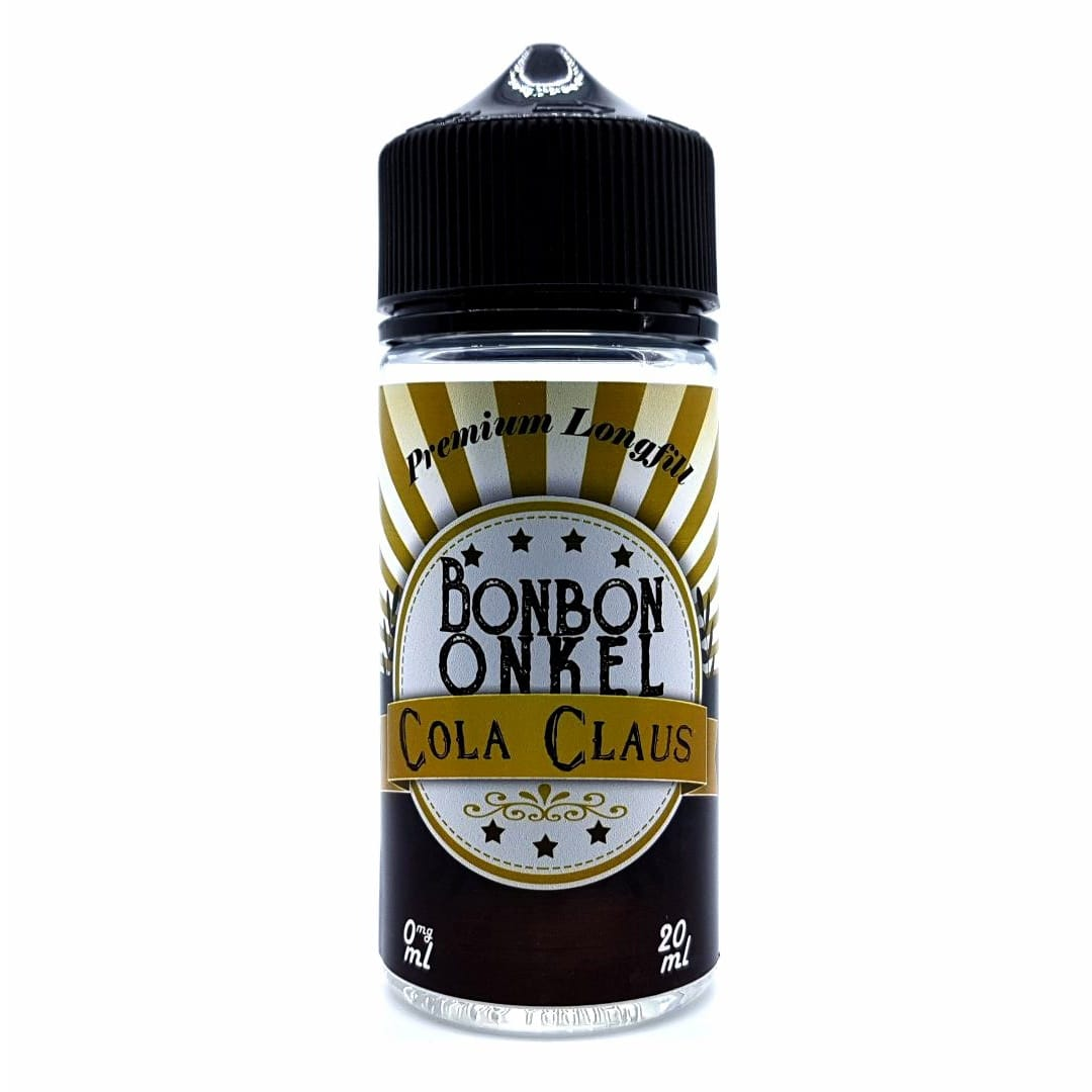 Bonbon Onkel Cola Claus Longfill Aroma 20 ml für 120 ml
