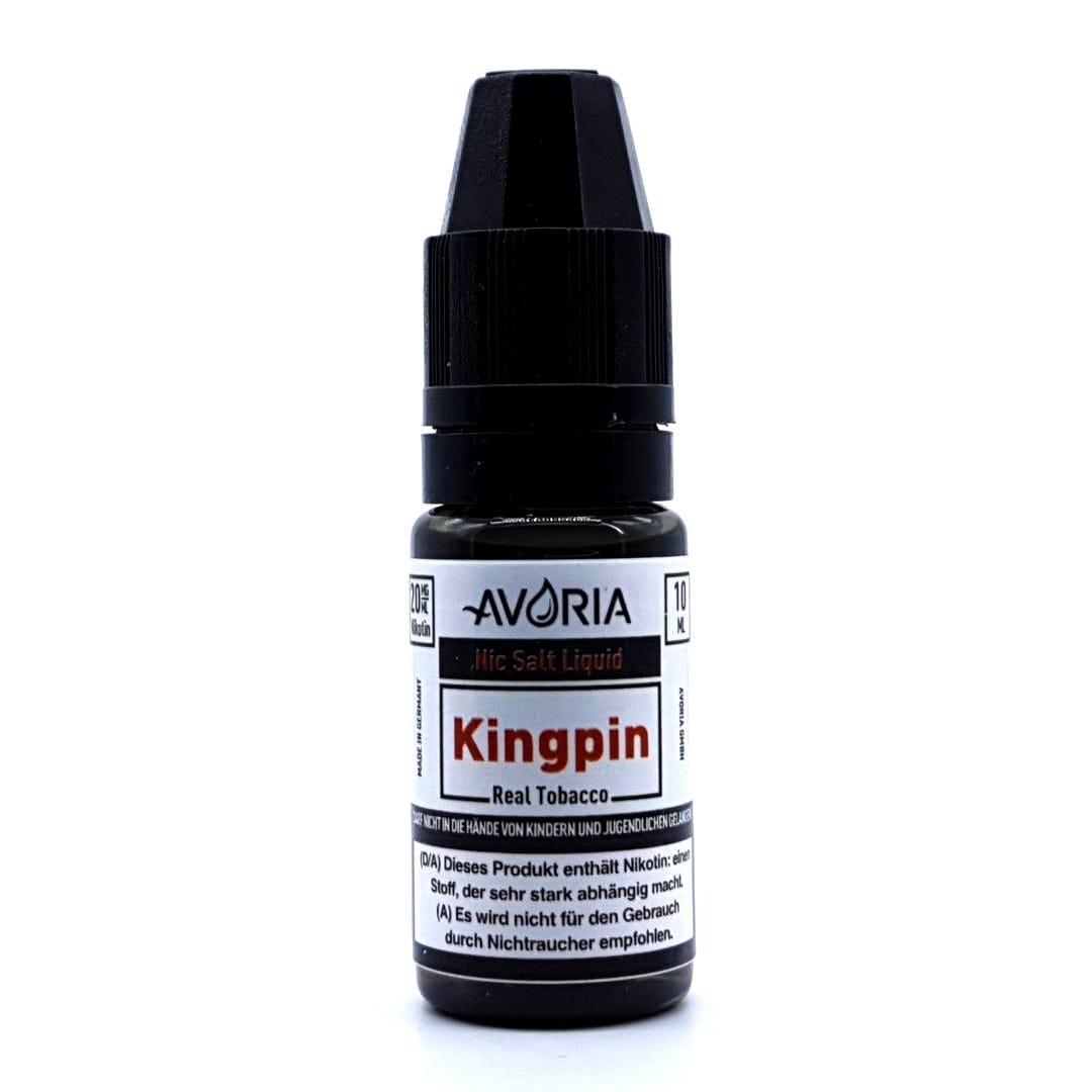 Avoria Kingpin Nic Salt eLiquid 20 mg 10 ml