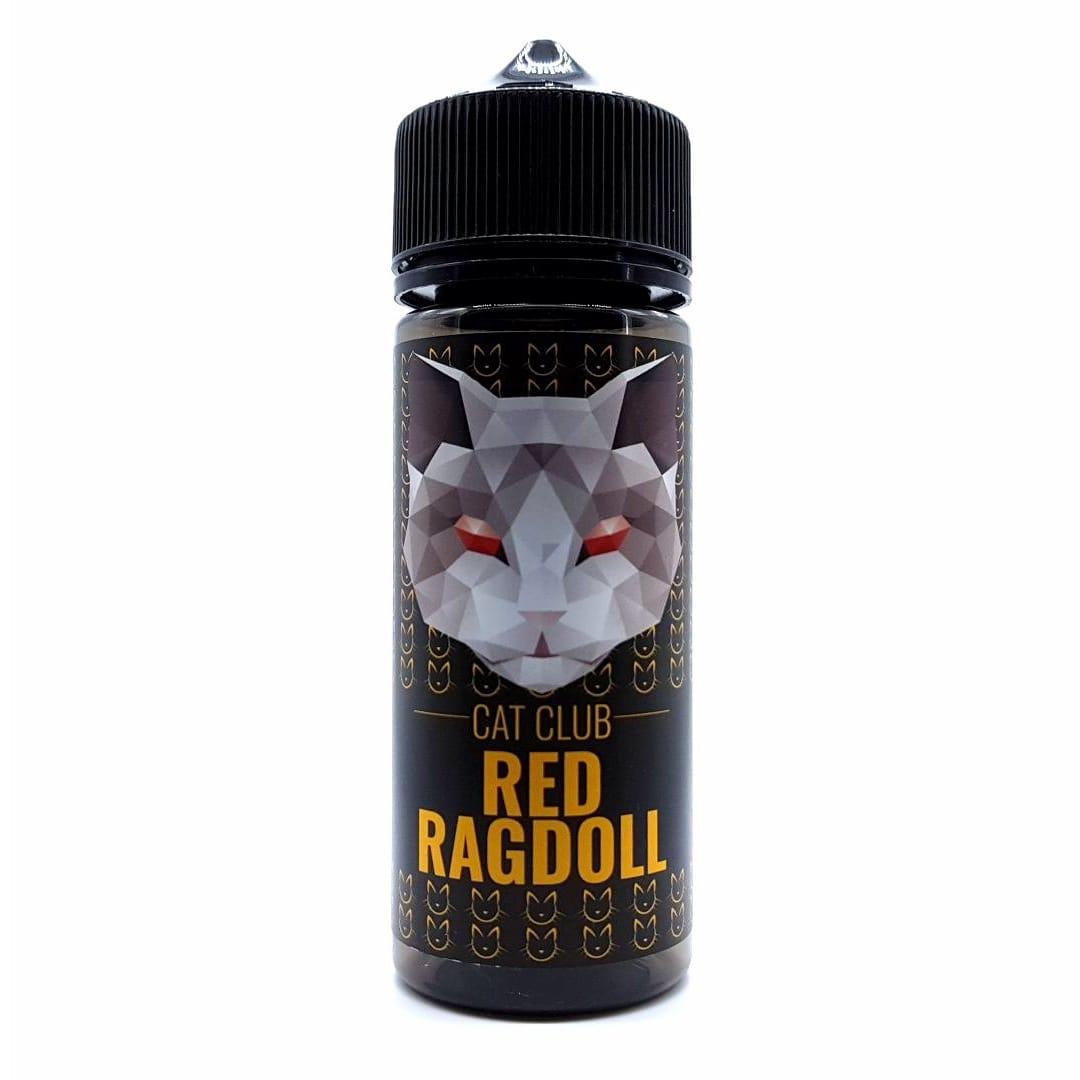 Copy Cat Cat Club Red Ragdoll Aroma 10 ml für 120 ml