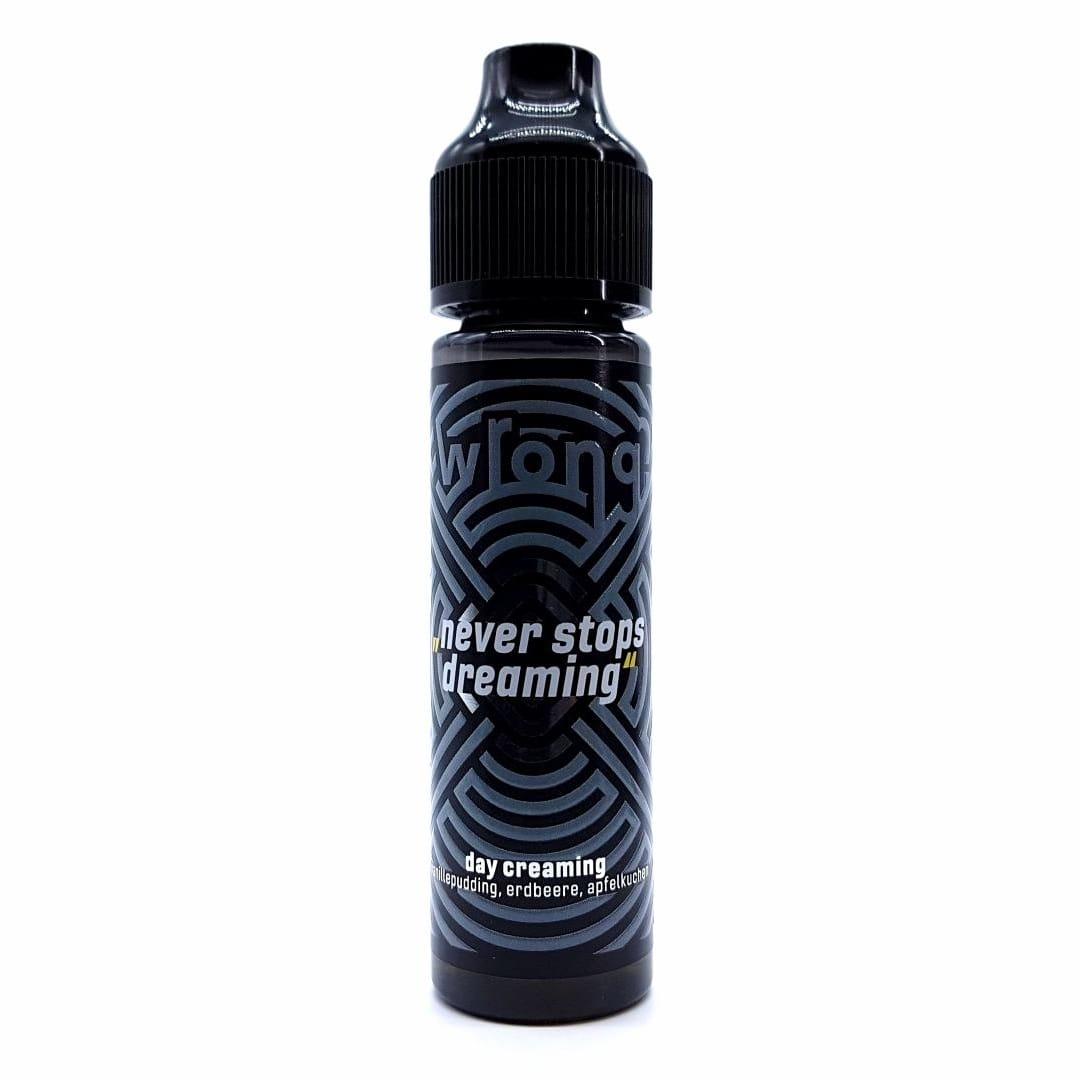 WRONG Daycreaming Longfill Aroma 15 ml für 60 ml