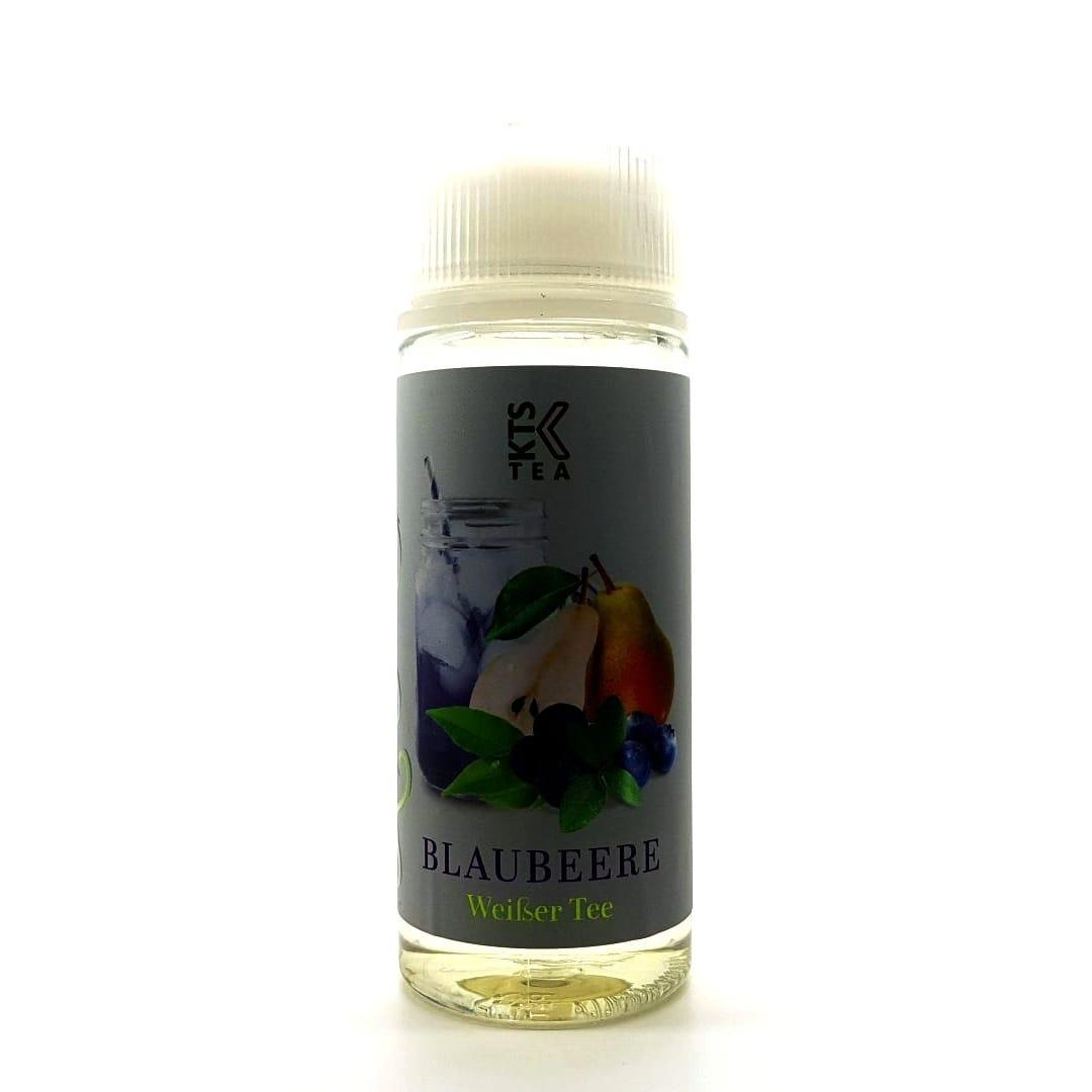 KTS Line Tea Serie Blaubeere Longfill Aroma 30 ml für 120 ml