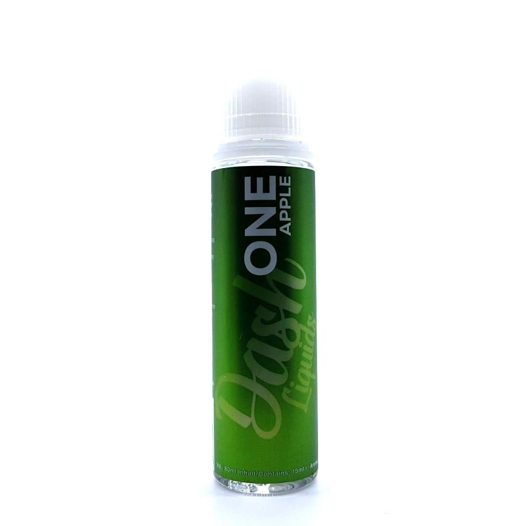 Dash Liquids One Apple Longfill Aroma 15 ml für 60 ml