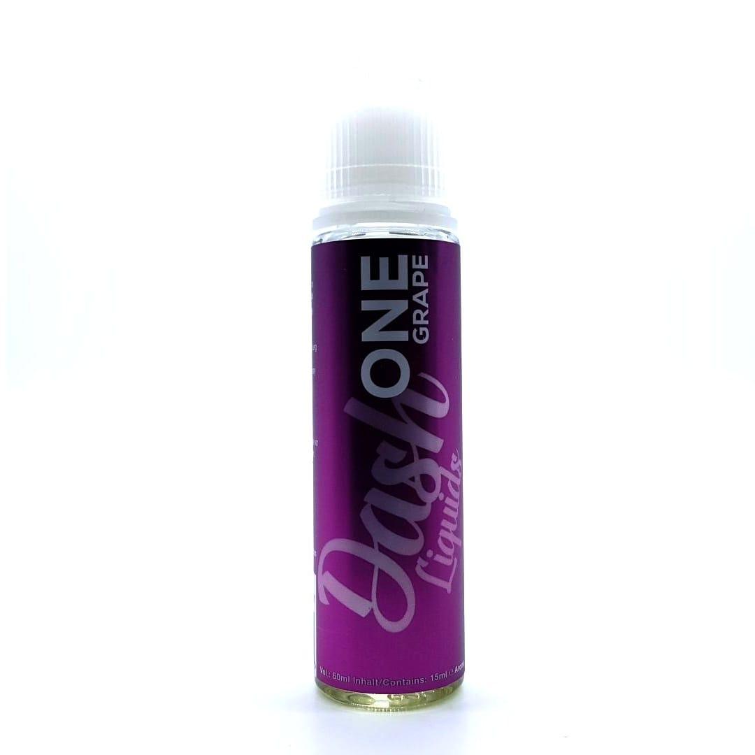 Dash Liquids One Grape Longfill Aroma 15 ml für 60 ml