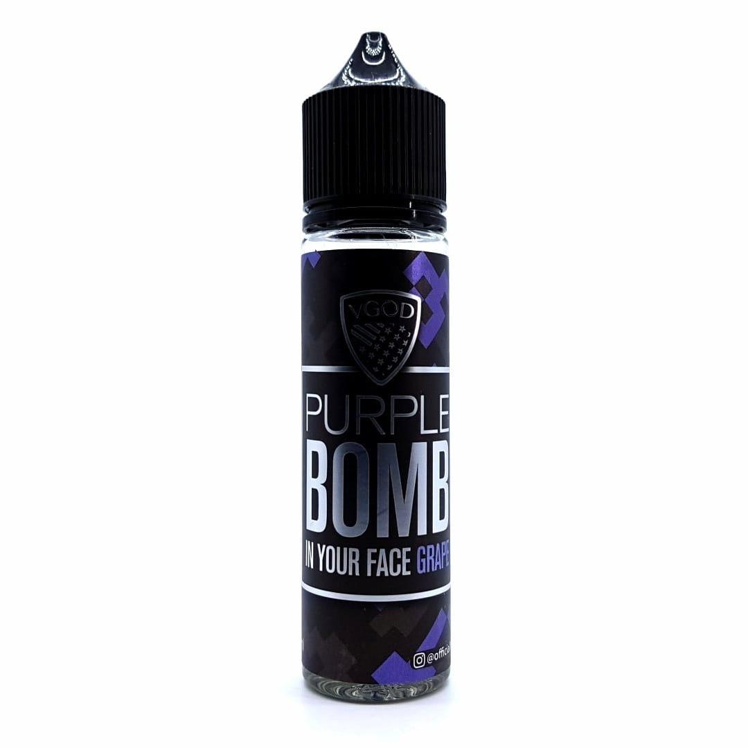 VGOD Purple Bomb Longfill Aroma 20 ml für 60 ml