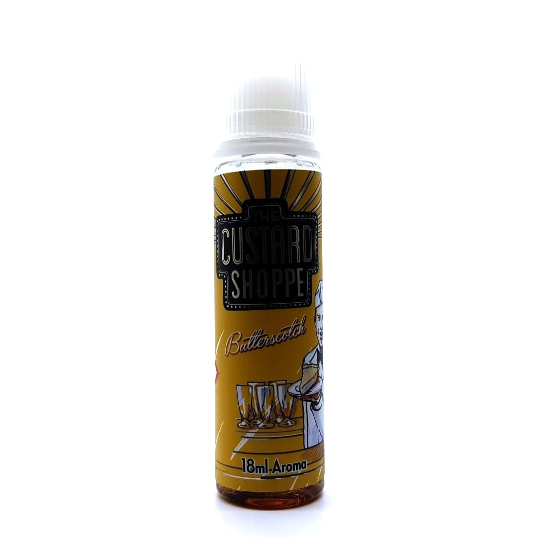The Custard Shoppe Butterscotch Aroma 18 ml für 60 ml