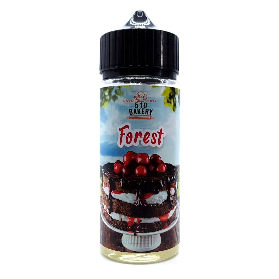 510Cloudpark Forest Bakery Longfill Aroma 20 ml für 120 ml