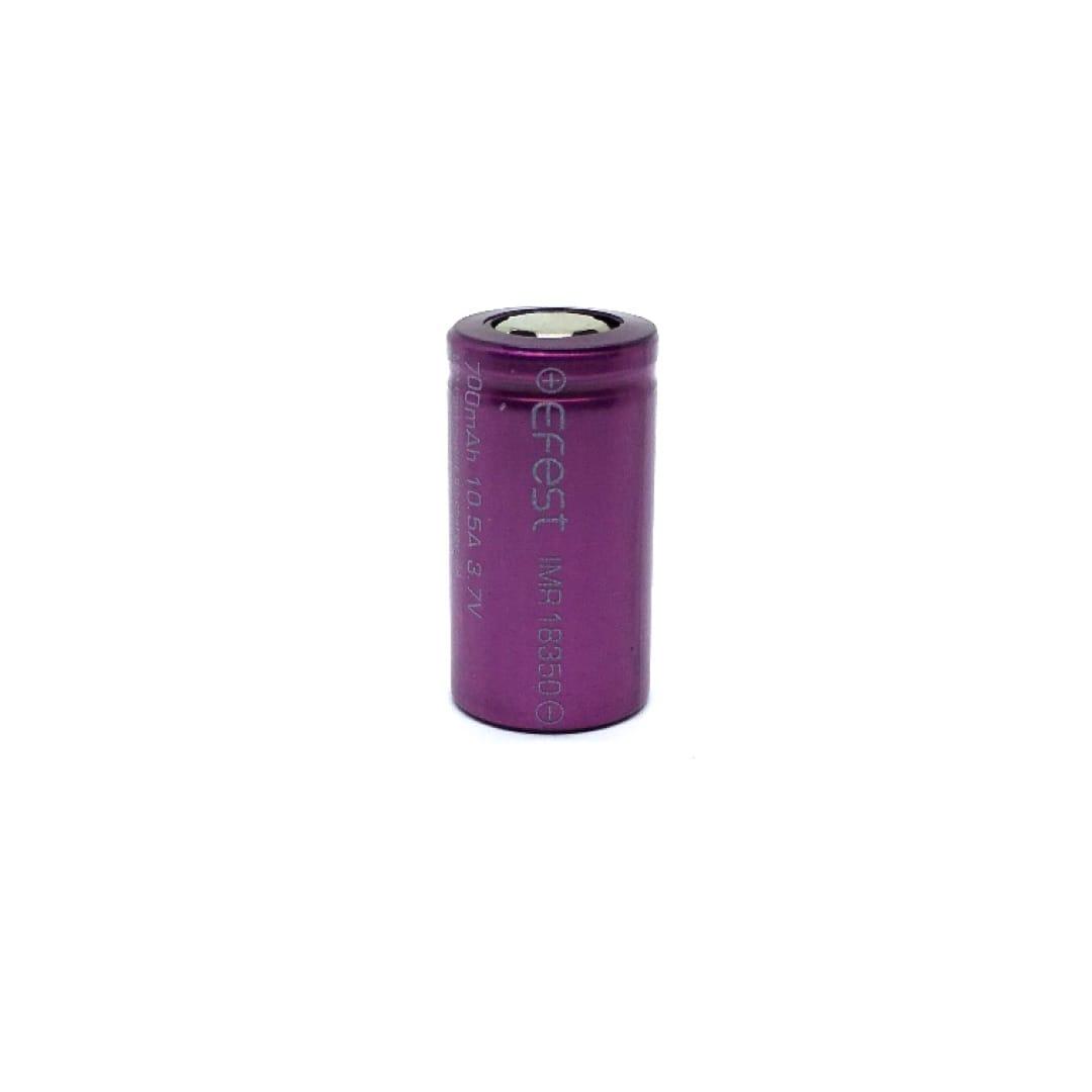 Efest IMR18350 18350er Li-Ion Akkuzelle 10.5 Ampere 700 mAh