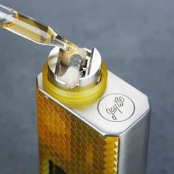 Wismec Luxotic BF Squonk Box Kit mit Tobhino Tröpfelverdampfer im eDampf-Shop