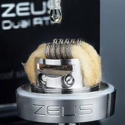 GeekVape Zeus Dual Selbstwickelverdampfer 5.5 ml im eDampf-Shop