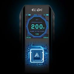 Digiflavor Edge Akkuträger mit Qi Ladefunktion 200 Watt im eDampf-Shop