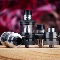 Steam Crave Aromamizer Lite RTA V1.5 Selbstwickelverdampfer 4.5 ml im eDampf-Shop