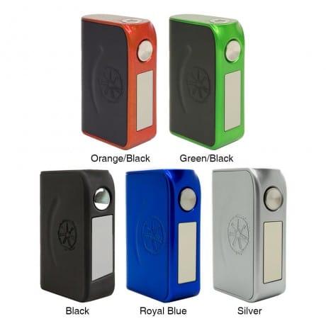 Asmodus Minikin Reborn Touch Screen Akkuträger 168 Watt